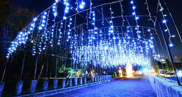 Taman Pelangi Monumen Jogja Kembali (Foto : yogyes.com)
