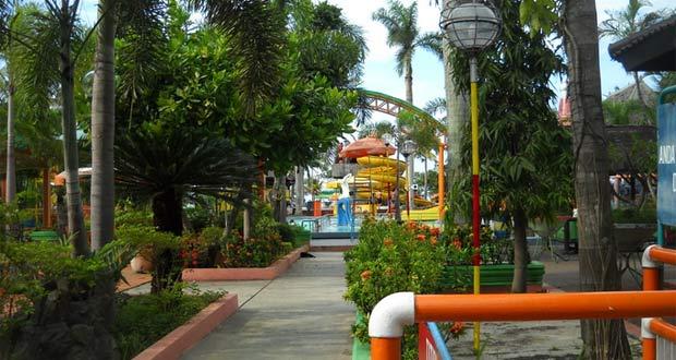 Tempat wisata di Tegal Taman Ria Sosro Permai (Foto : atmajatasya89.wordpress.com)