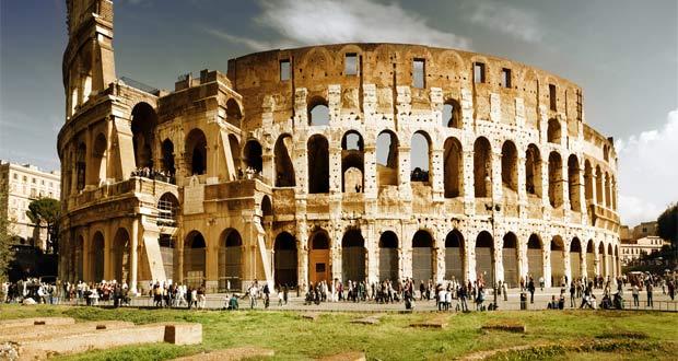 Tempat-Wisata-Di-Roma-Colosseum-Rome