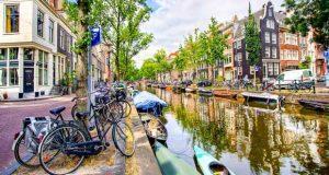 Tempat Wisata Di Belanda Kanal Amsterdam