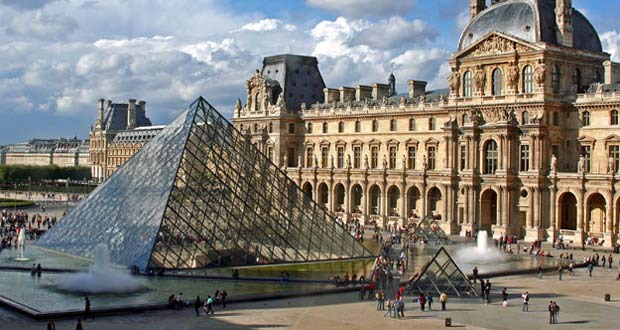 Museum-Louvre