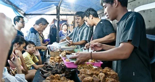 73 Tempat Wisata Kuliner Enak Dan Murah Di Bogor Yang Wajib