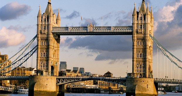 Tempat Wisata Di London Tower Bridge