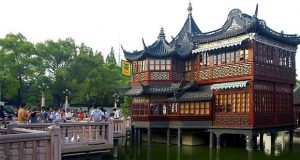 Tempat Wisata Di Shanghai Yu Garden atau Yuyuan Garden