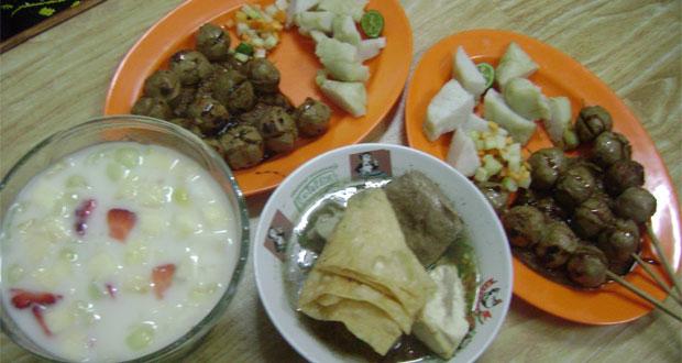 Bakso Bakar Arema Malang