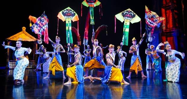 Devdan Show Nusa Dua Theatre