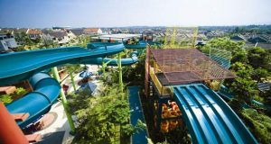 The Jungle Water Adventure Bogor