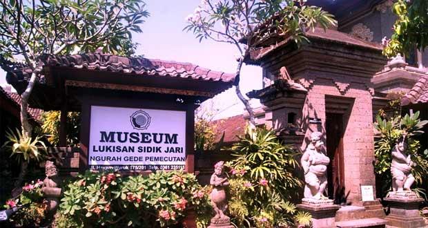 Museum Lukisan Sidik Jari Denpasar
