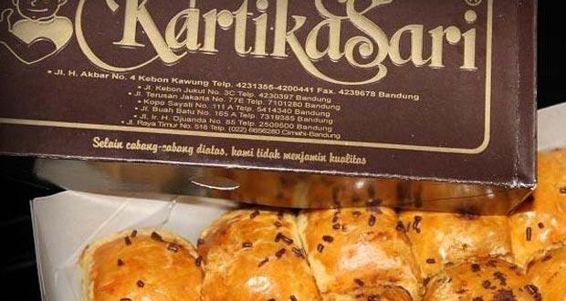 Pisang Bolen Kartika Sari Bandung