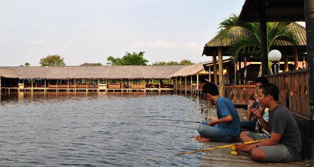 Taman Pemancingan Baron
