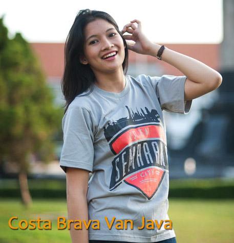 Kaos Costa Brava van Java