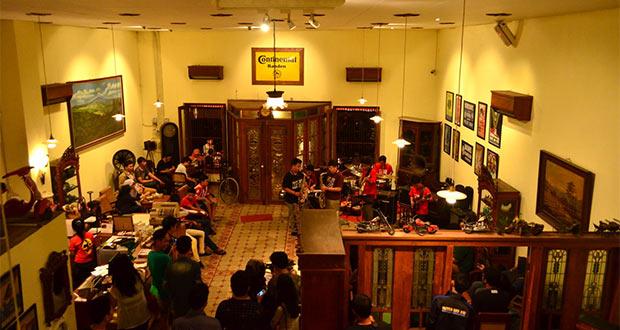 Noeri's Cafe Semarang