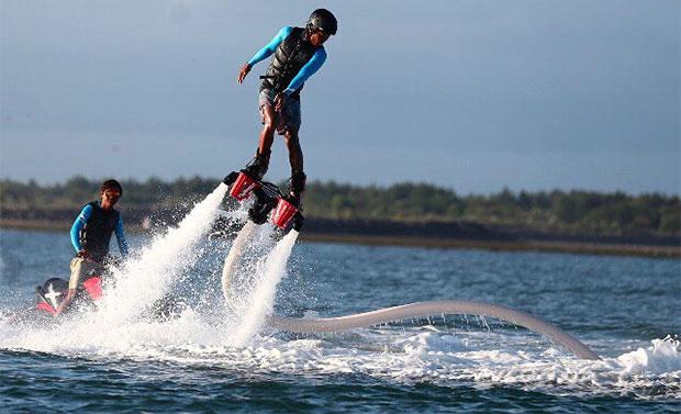 Flyboarding Tanjung Benoa