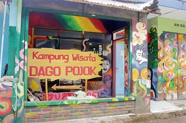 Kampung Wisata Dago Pojok