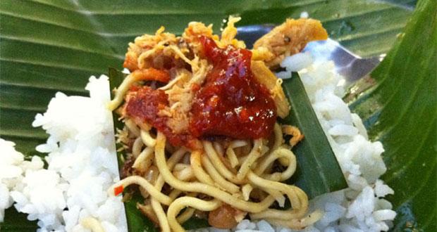 Nasi-Jinggo-Bali