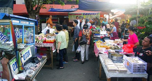 Pasar Rawamangun Jakarta Timur