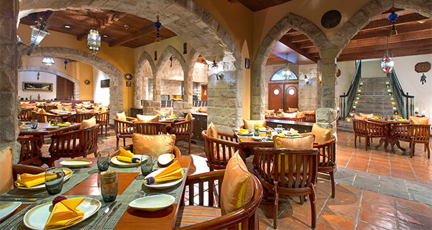 Restoran Al Nafoura