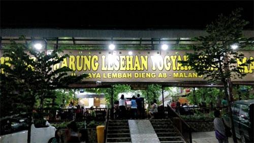 Lesehan Yogyakarta