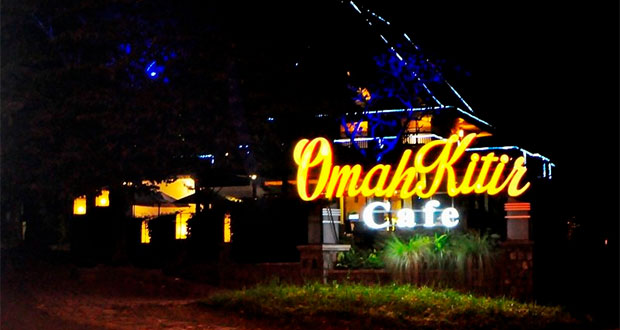 Omah Kitir Cafe Factory