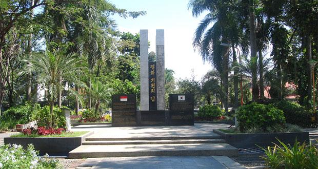 Taman Persahabatan Korea Surabaya