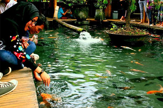 Waroeng Bamboe Lesehan Sidomulyo