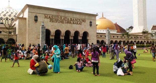 Tempat Asyik Ngabuburit Di Bandung