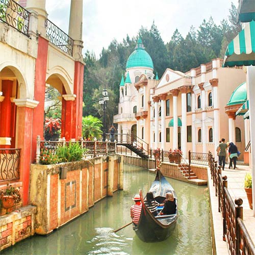 Little Venice Kota Bunga Puncak Bogor