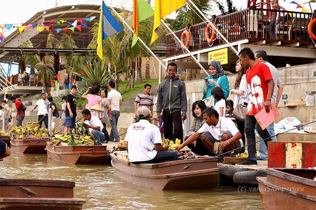 Pasar Ah Poong Sentul Bogor