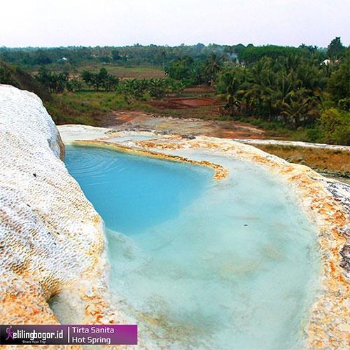 Pemandian Air Panas Tirta Sanita Ciseeng, Parung