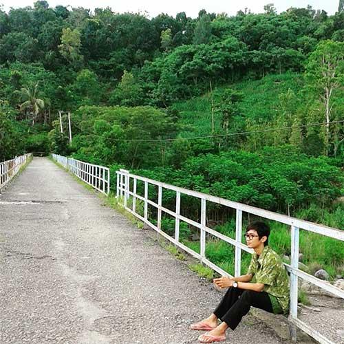 Gunung Tanjung atau Bukit Sitanjung Lebaksiu Tegal