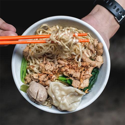 Mie Ayam Gang Ambi