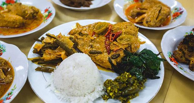 Restoran Padang Trio