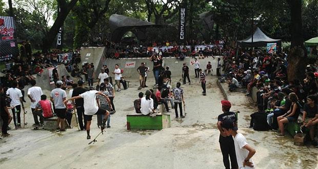 Greenpark Skatepark TMII