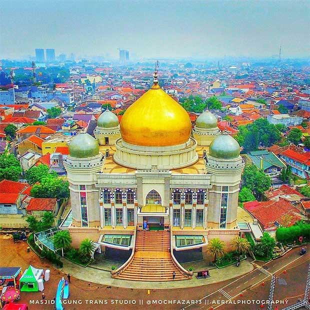 Masjid Agung Trans Studio
