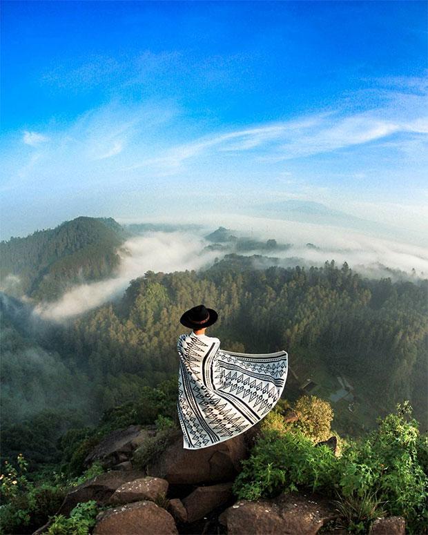 Tebing Keraton Bandung Jawa Barat