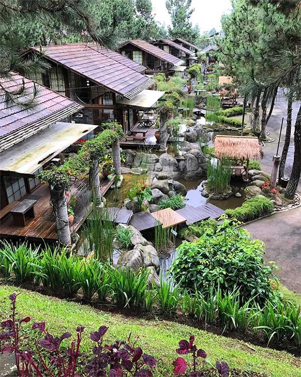 Vila Air Natural Resort