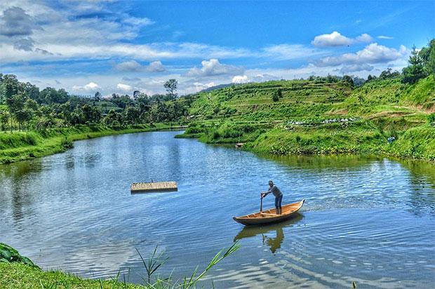 tempat wisata terindah di Bandung