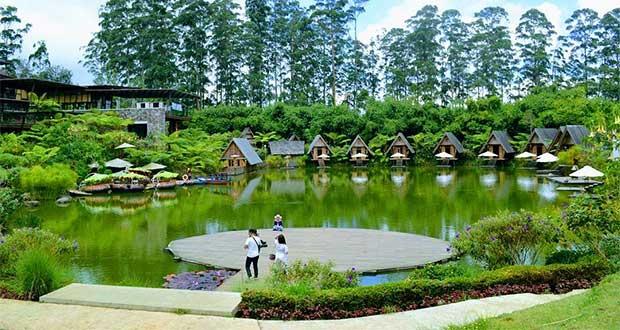 Tempat Wisata Alam Di Bandung Terdekat