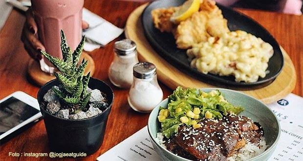 375 Restoran Dan Tempat Makan Enak Di Jogja Yang Terkenal