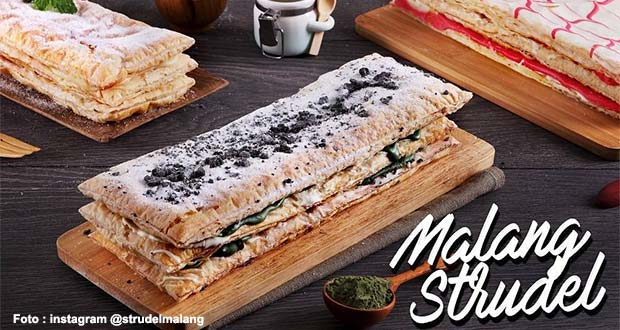 Image result for strudel malang