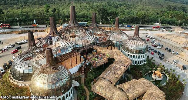 Dusun Semilir Eco Park Bawen Semarang
